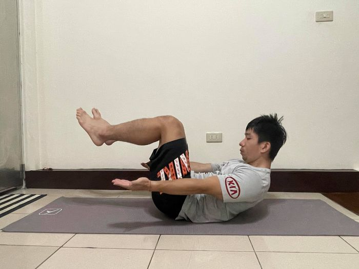 腰痛運動6