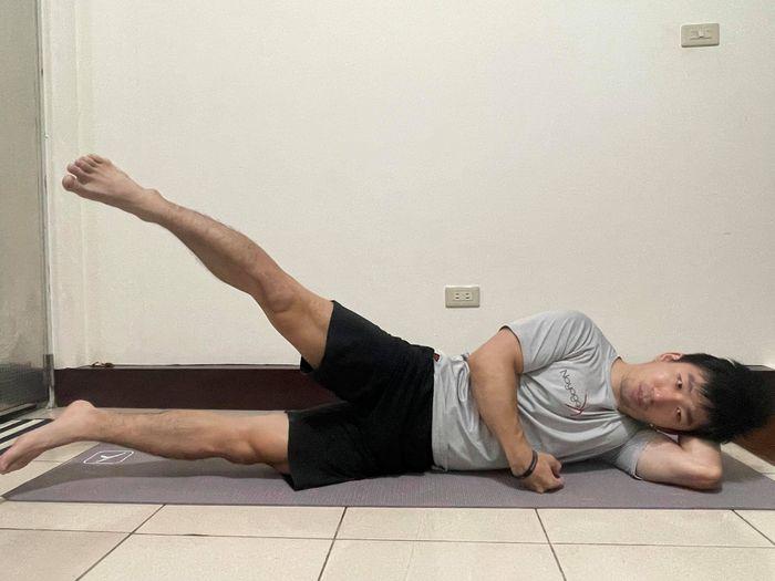 腰痛運動7
