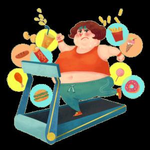 跑步機健身減肥特徵