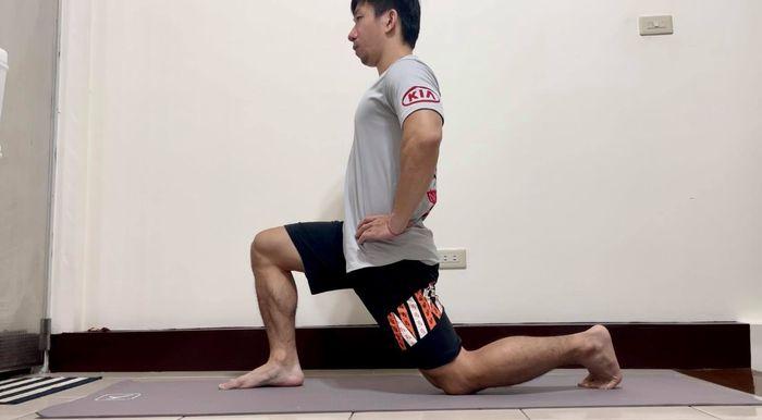 腰痛運動4