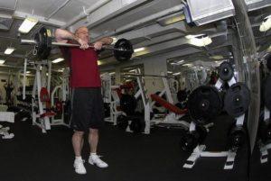 健身房肌力運動