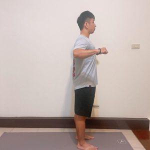 預防駝背 菱形肌訓練